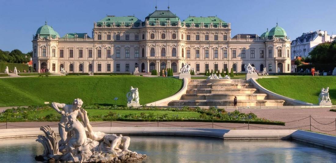 Австрия-самолетни екскурзии