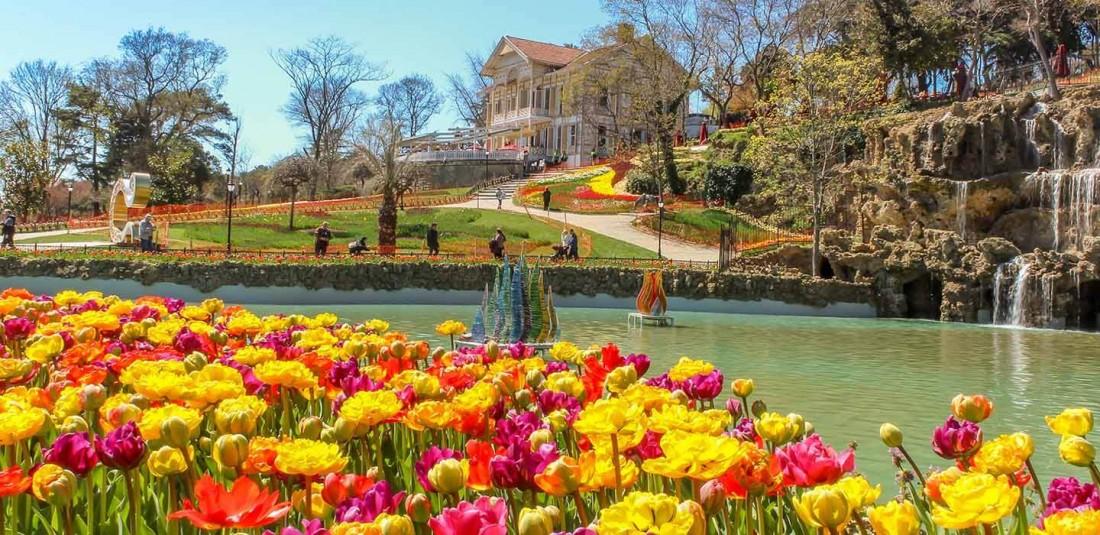 Балкански полуостров - пролет
