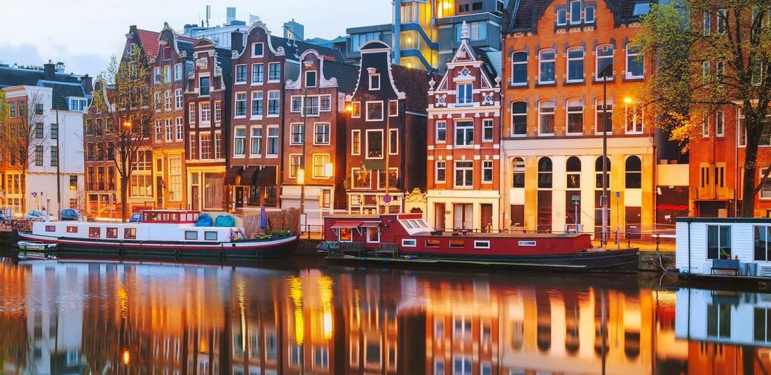 Белгия и Холандия – самолет на супер цени