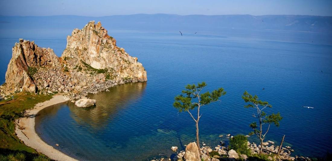 Езеро Байкал