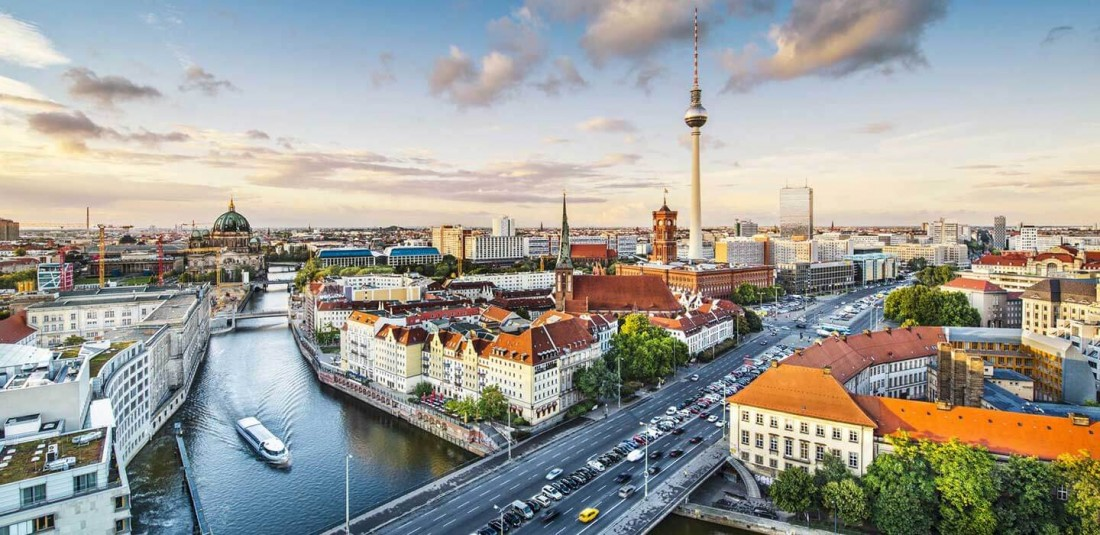 Германия-самолетни екскурзии