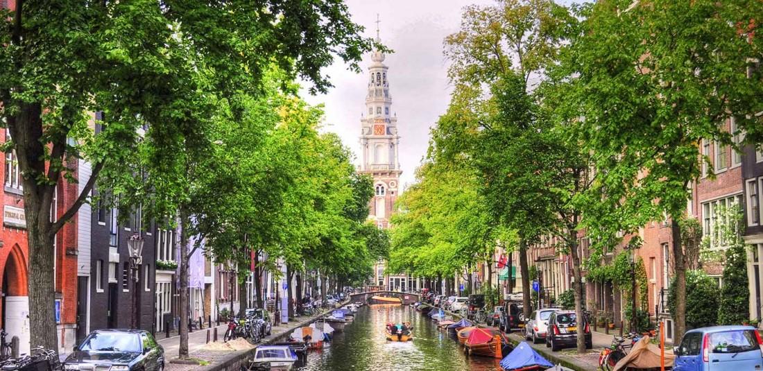 Холандия-самолетни екскурзии