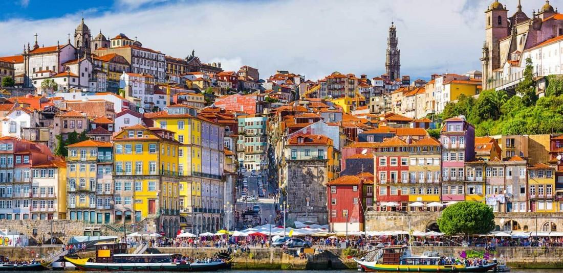 Испания и Португалия самолет на супер цени