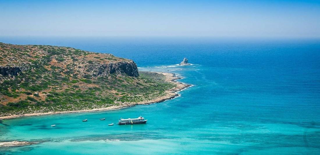 Почивки Крит - самолет