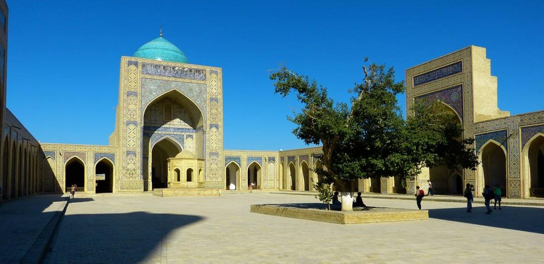 Таджикистан, Узбекистан и Туркменистан