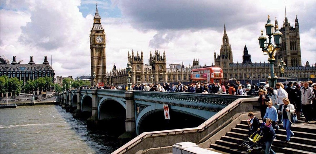 Великобритания-самолетни екскурзии