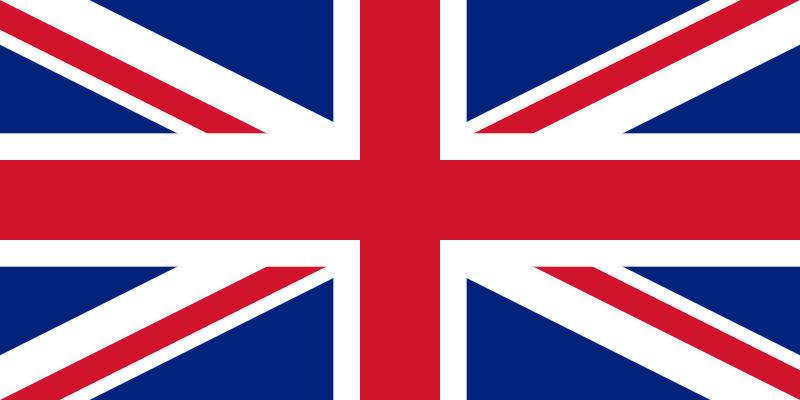 Резултат с изображение за великобритания знаме