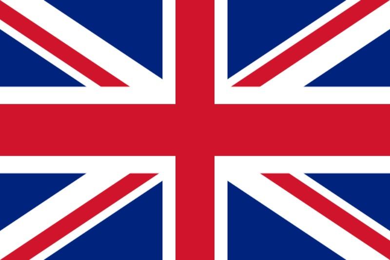 Флаг Англия
