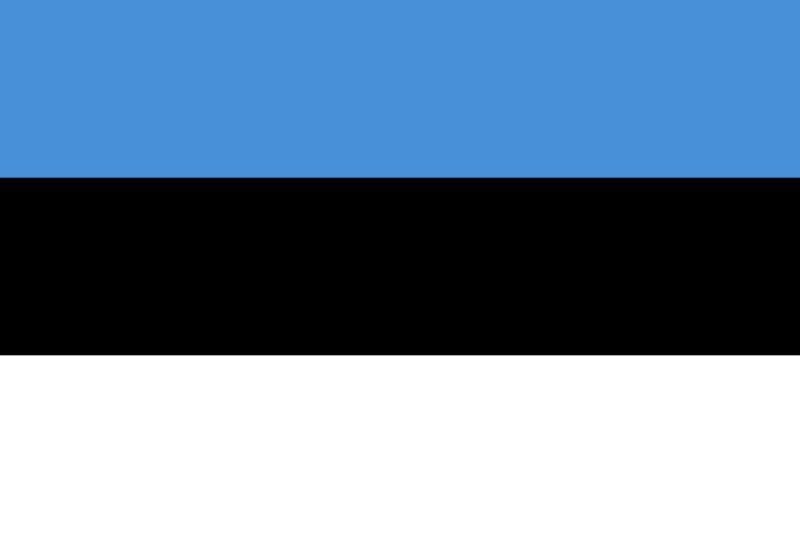 Флаг Естония