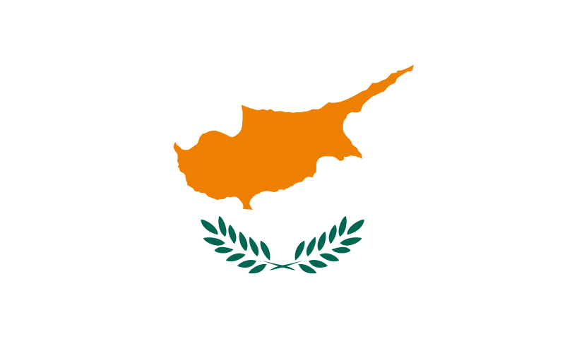 Флаг Кипър
