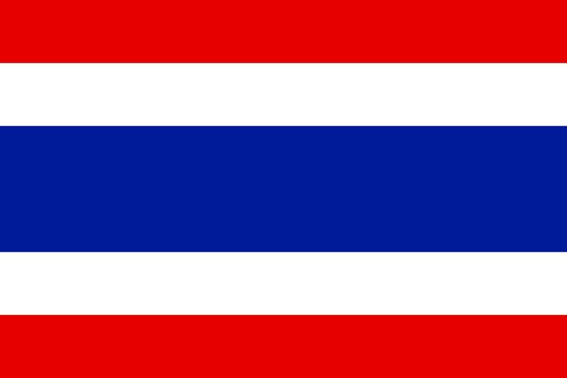 Флаг Тайланд