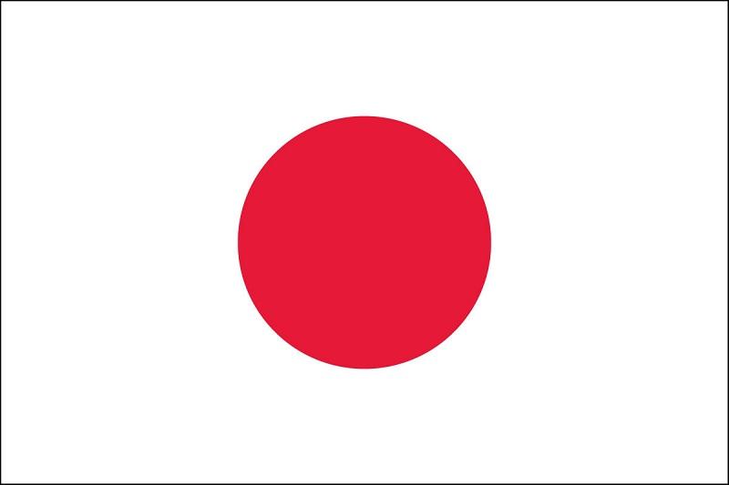 Флаг Япония
