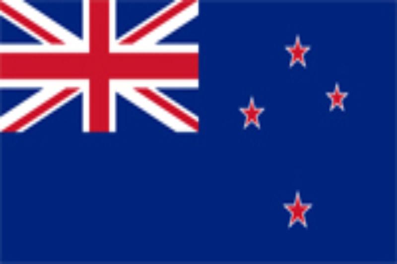 Флаг Нова Зеландия