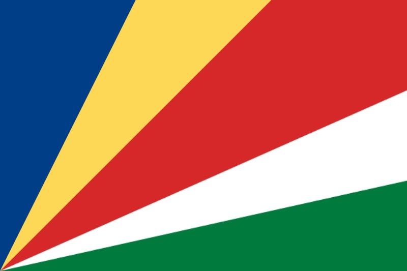 Флаг Сейшелски острови