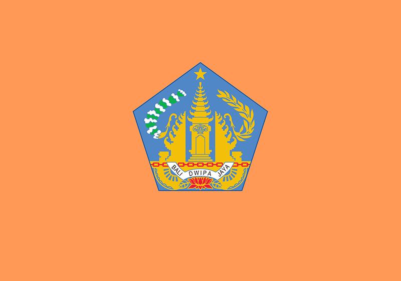 Флаг Остров Бали