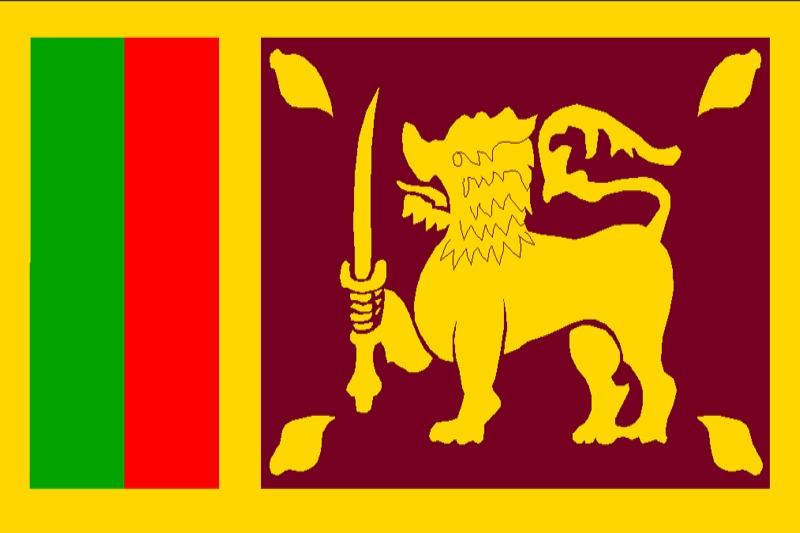 Флаг Шри Ланка