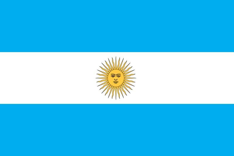 Флаг Аржентина