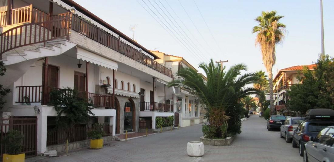 Апартаменти Софи -  Пефкохори, Касандра 2