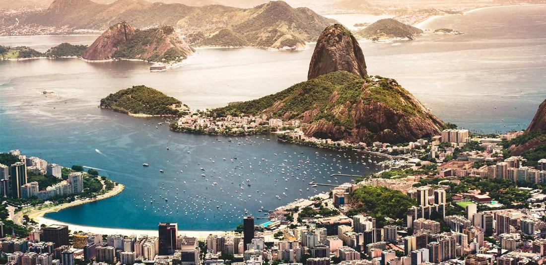 Аржентина, Водопадите Игуасу и Бразилия - март 2020