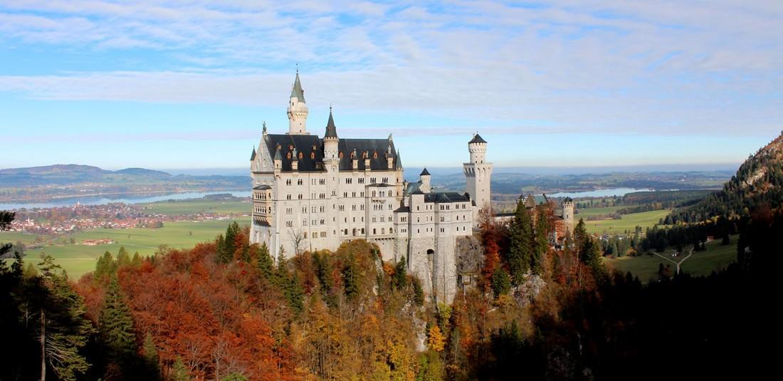 Бавария и Бодензее