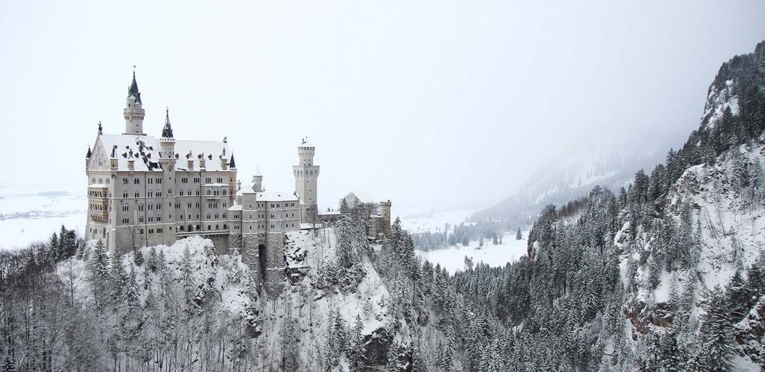 Баварски кралски замъци - Залцбург - Инсбрук - Мюнхен - предколедна 3