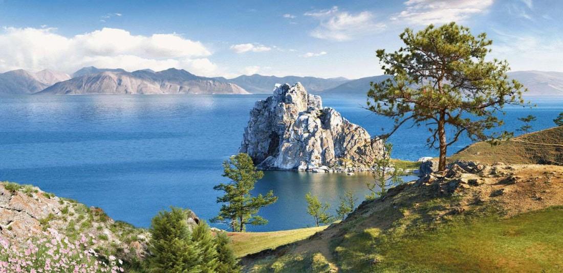 Байкал и Монголия