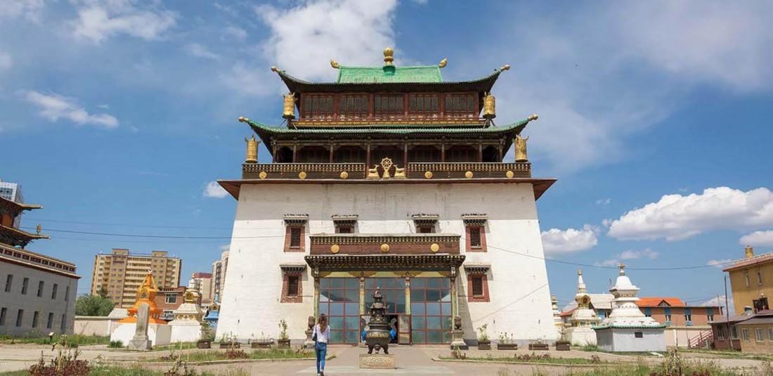 Байкал и Монголия 3