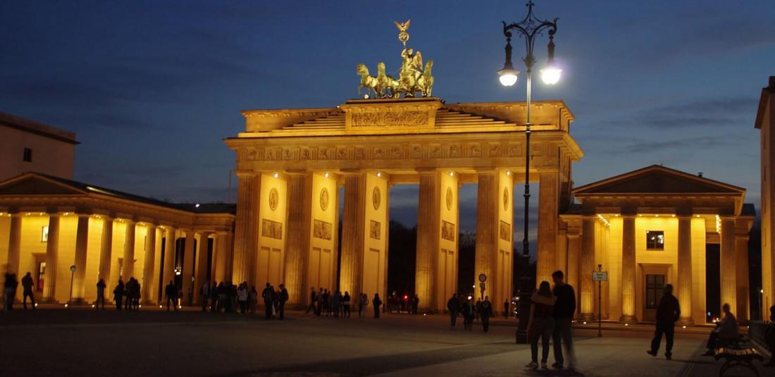 Берлин - Дрезден - Нюрнберг - Будапеща - Белград 2