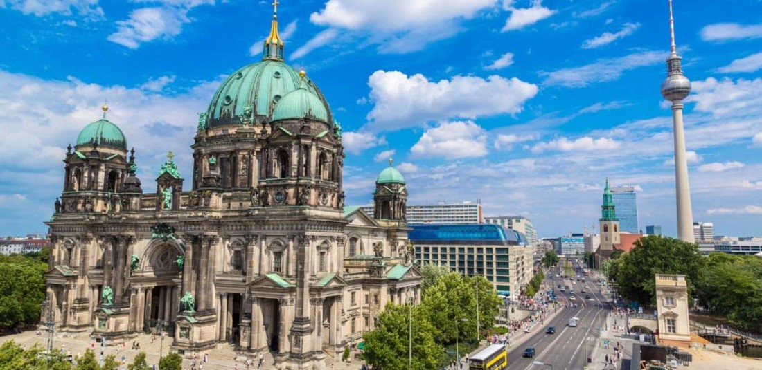 Берлин - Хамбург - Кьолн - Бамберг - Нюрнберг - Грац 3