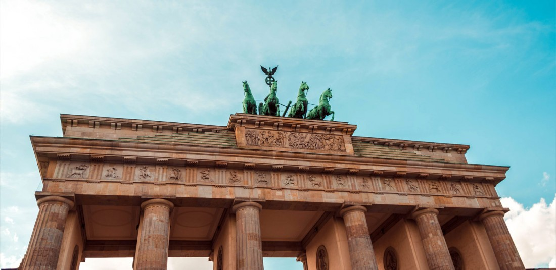 Берлин - Хамбург - Кьолн - Бамберг - Нюрнберг - Грац