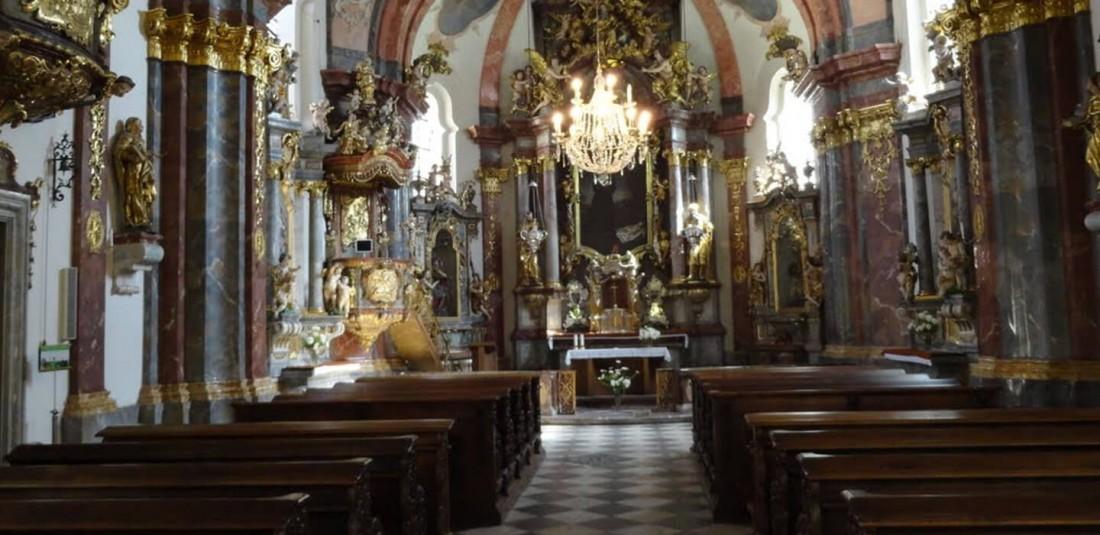 """Църквата """"Св. Богородица от Лорето"""""""