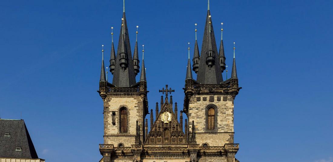 Тинската катедрала