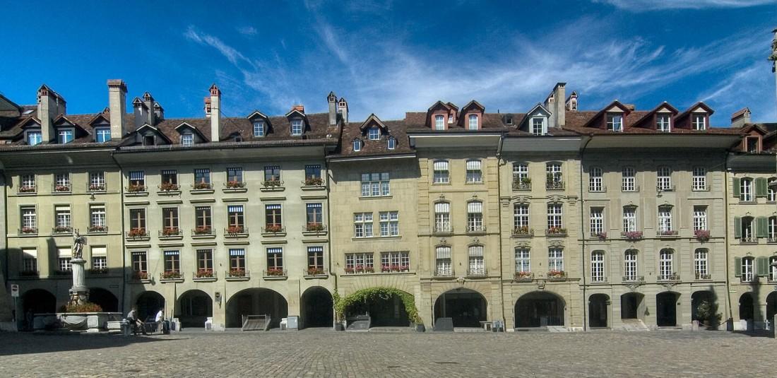 Старият град на Берн
