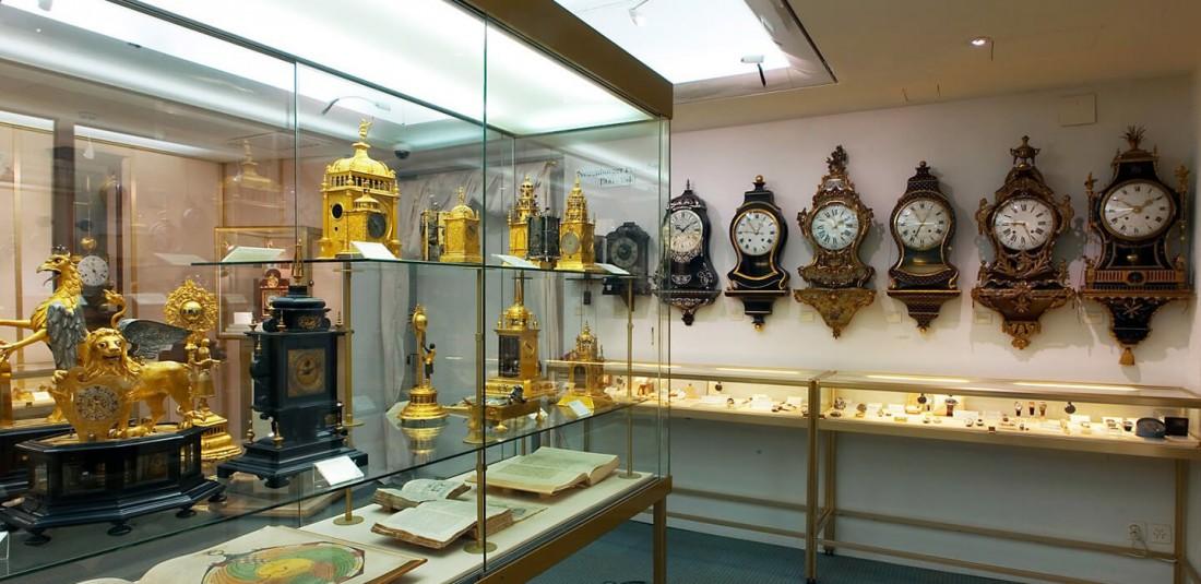 """Музей на часовниците """"Баер"""""""