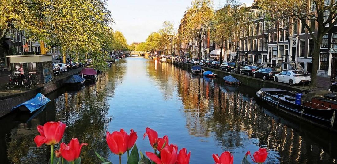 Лондон - Брюксел - Амстердам