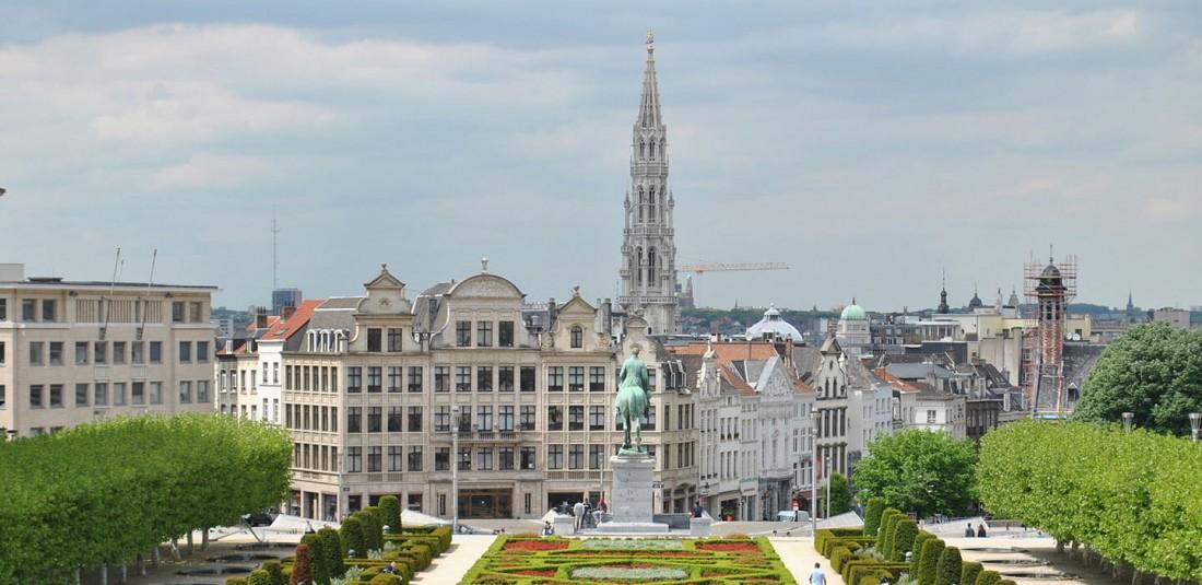 Лондон - Брюксел - Амстердам 3