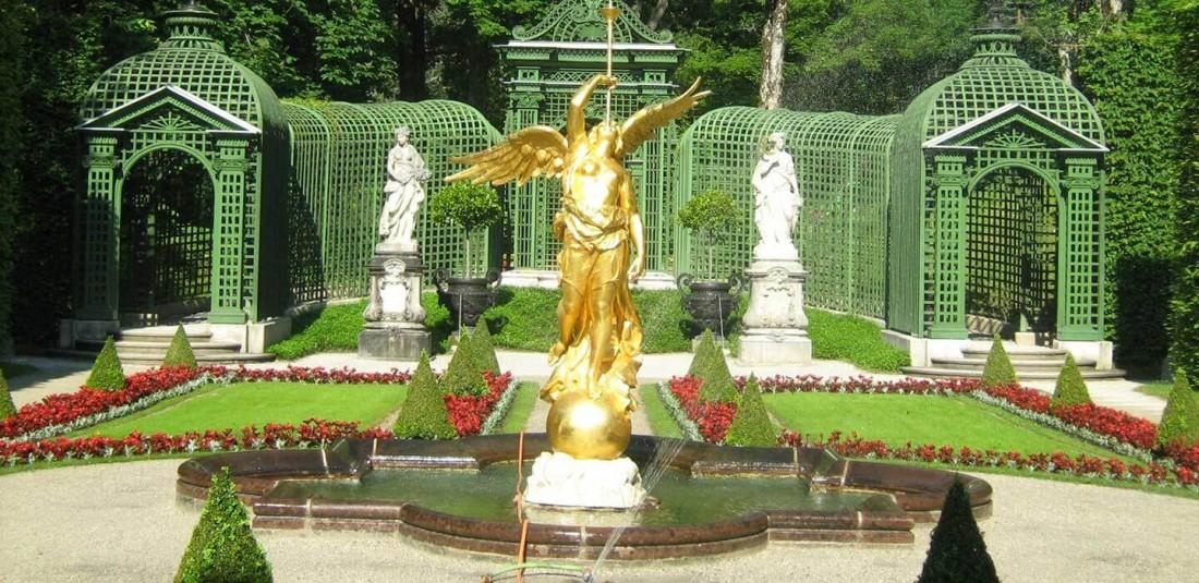 Баварски кралски замъци - Залцбург - Инсбрук - Мюнхен 3