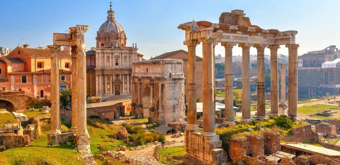 Цяла Италия: Венеция - Рим - Неапол - Флоренция 2