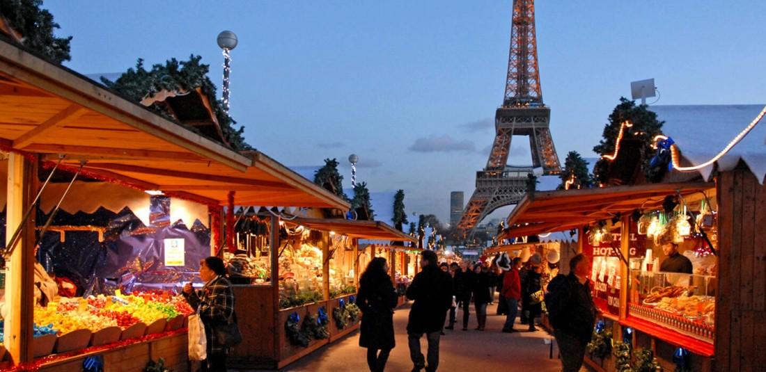 Париж - уикенд - предколедна