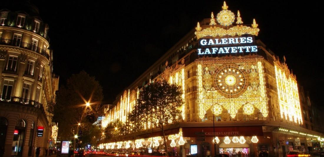 Париж - една седмица - предколедна