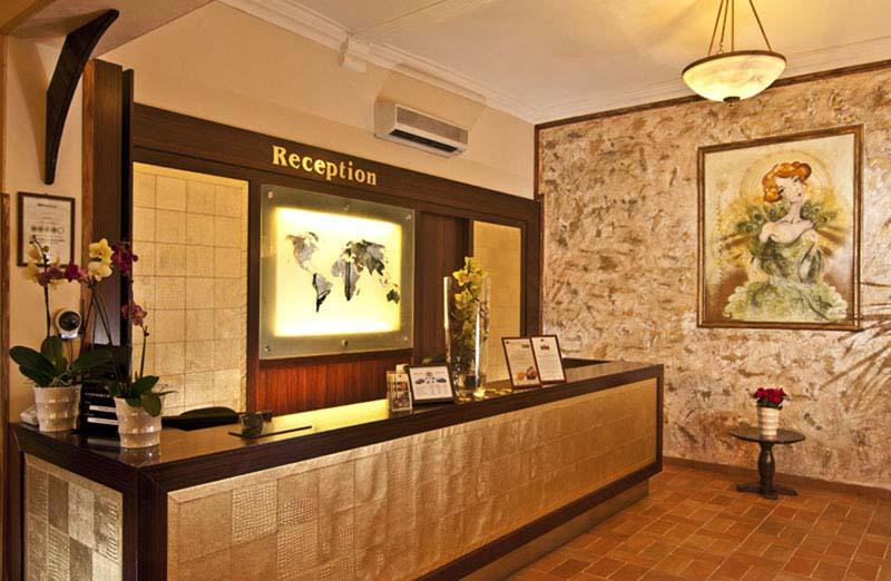 Hotel Praga 1 ****