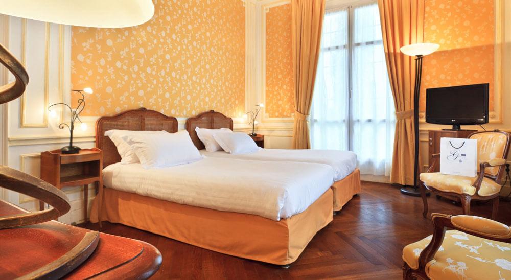 Hotel Gounod Nice***