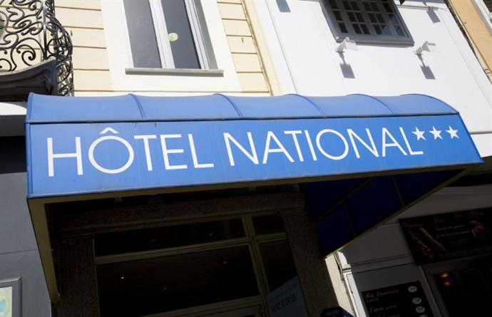 Hotel National Nice***
