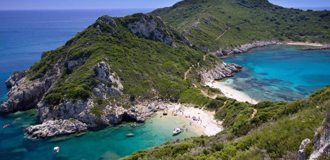 Почивка на Остров Корфу - на полупансион