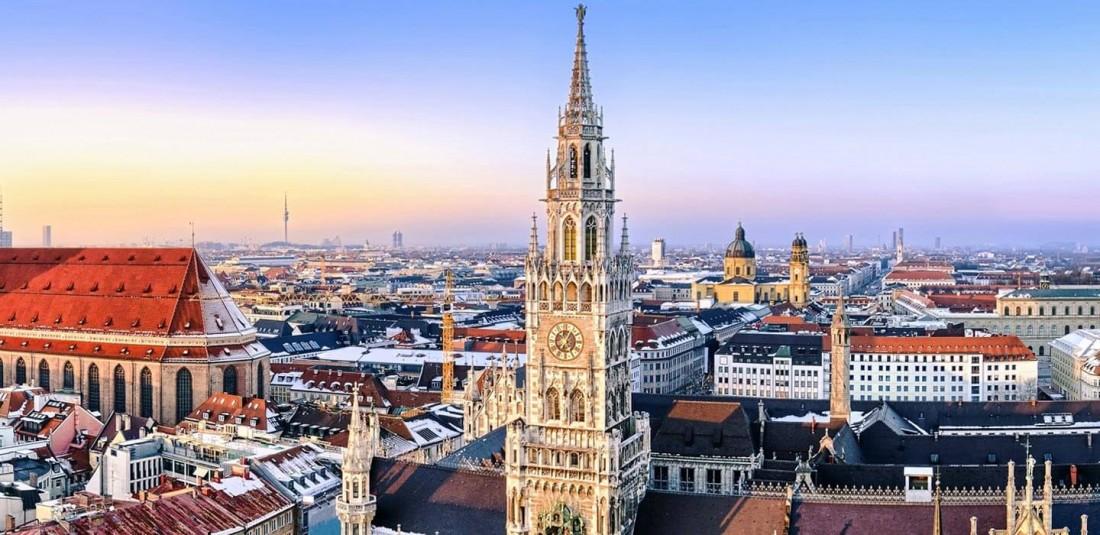 Залцбург - Мюнхен - Нюрнберг - Баварски кралски замъци - предколедна 2