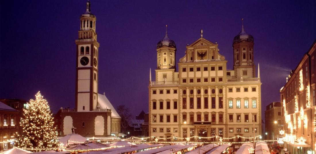 Залцбург - Мюнхен - Нюрнберг - Баварски кралски замъци - предколедна 3