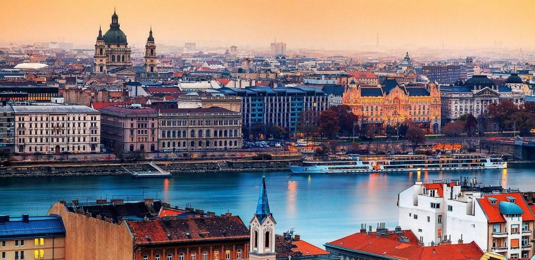 Виена - Будапеща 2