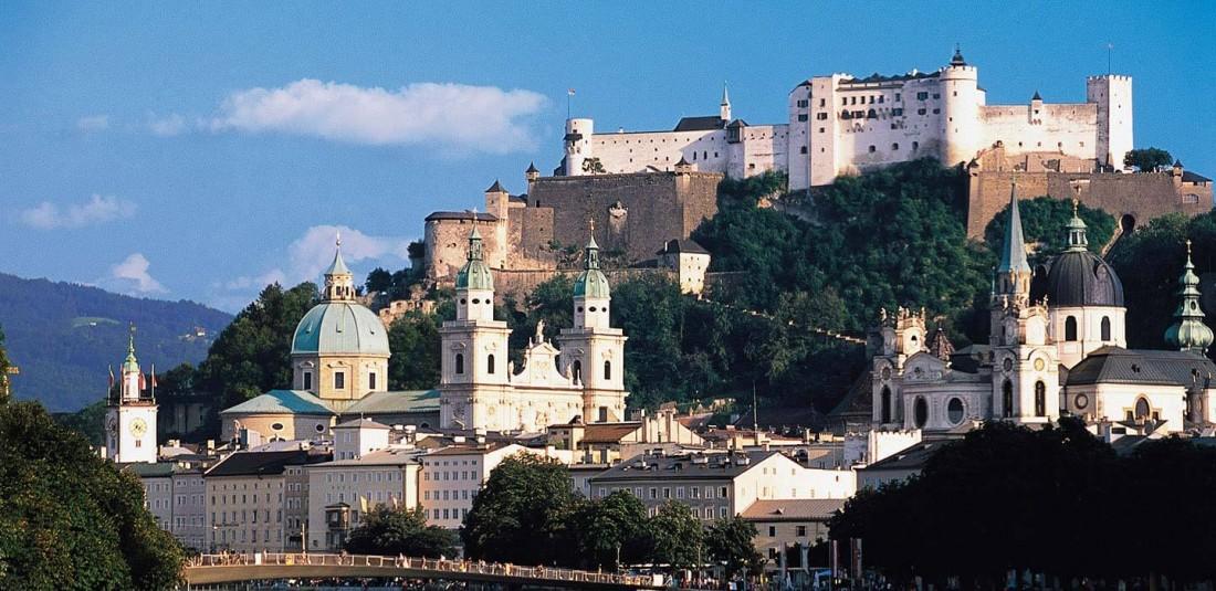 Баварски кралски замъци - Залцбург - Инсбрук - Мюнхен 2