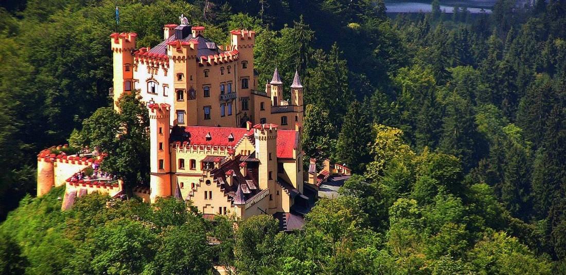 Баварски кралски замъци - Залцбург - Инсбрук - Мюнхен 4