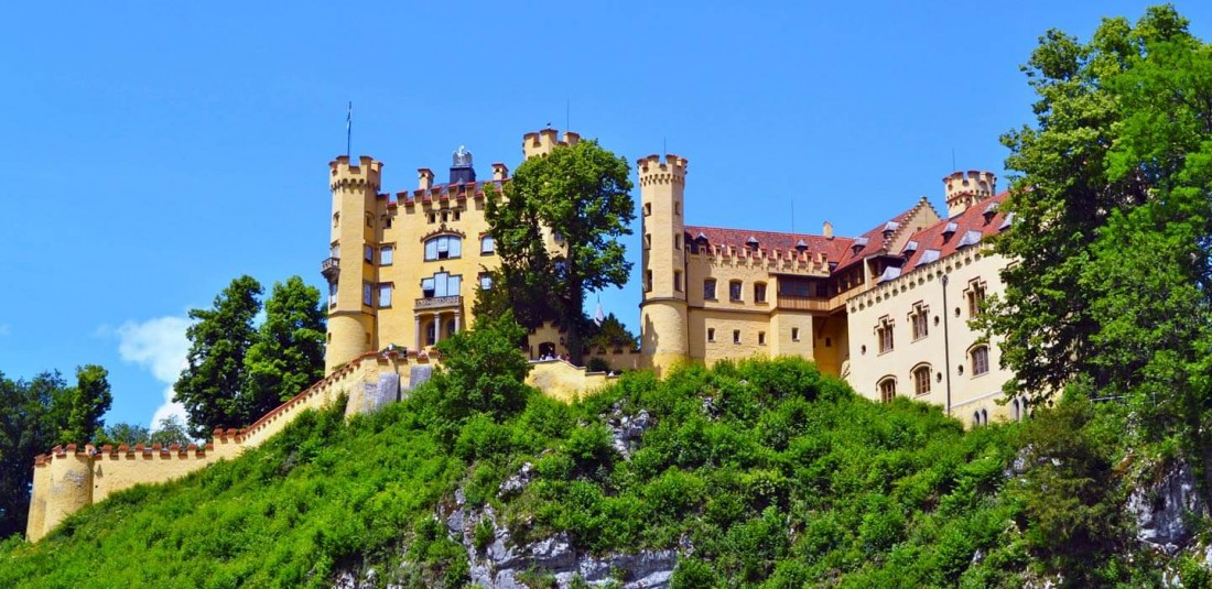 Бодензее - Баварски замъци - Залцбург - Мюнхен 2